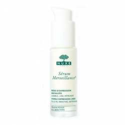Nuxe Merveillance Visible expression lines serum - Сыворотка для всех типов кожи, 30 мл