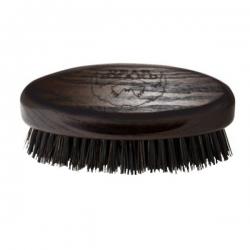 Dear Beard - Щетка для усов и бороды из древесины венге, 8x4 см