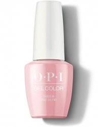 OPI Lisbon Gel Color - Гель-Лак для ногтей Tagus in That Selfie!, 15 мл