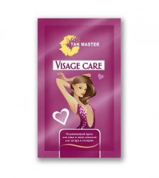 Tan Master Visage Care - Крем для бережного ухода за кожей лица и зоны декольте в солярии, 5мл