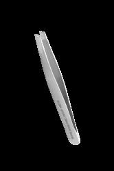Staleks - Пинцет для бровей EXPERT 10 TYPE 3, широкие скошенные кромки