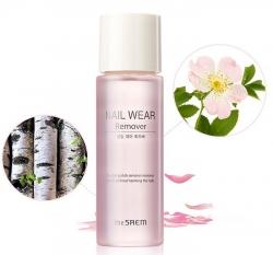 The Saem Nail Wear Remover - Жидкость для снятия лака, 100 мл