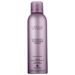 Alterna Caviar Anti-Aging Thick & Full Volume Mousse - Пена для создания объема и уплотнения волос, 232 гр