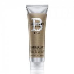 TIGI Bed Head B for Men Charge Up Thickening Shampoo - Шампунь для нормальных и тонких волос 250 мл