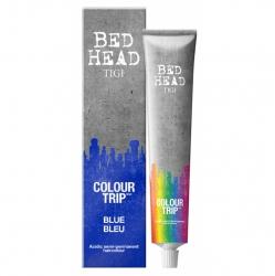 TIGI Bed Head Colour Trip Blue - Тонирующий гель для волос, синий 89,1 гр