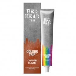 TIGI Bed Head Colour Trip Copper - Тонирующий гель для волос, медный, 89,1 гр