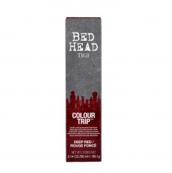 TIGI Bed Head Colour Trip Deep Red - Тонирующий гель для волос, темно-красный, 89,1 гр