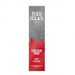 Tigi Bed Head Colour Trip Deep Red - Тонирующий гель для волос, красный 89,1 гр
