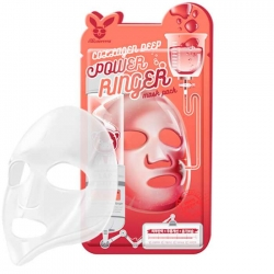 Elizavecca Collagen Deep Power Ringer Mask Pack - Тканевая маска Омолаживающая с коллагеном, 23 мл