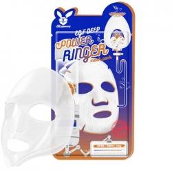 Elizavecca EGF Deep Power Ringer Mask Pack - Тканевая маска с эпидермальным фактором роста EGF, 23 мл