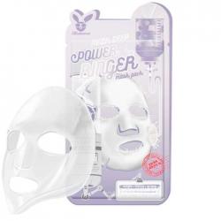 Elizavecca Milk Deep Power Ringer Mask Pack - Тканевая маска Осветляющая с молочными протеинами, 23 мл