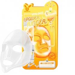 Elizavecca Vita Deep Power Ringer Mask Pack - Тканевая маска Витаминизированная для повышения упругости лица, 23 мл