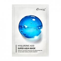 Esthetic House Hyaluronic Acid Super Aqua Mask - Тканевая маска на основе гиалуроновой кислоты, 25 мл