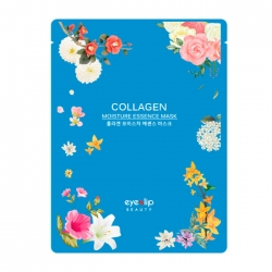 Eyenlip Collagen Moisture Essence Mask - Маска для лица тканевая с коллагеном, 25 мл