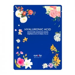 Eyenlip Hyaluronic Acid Moisture Essence Mask - Маска для лица тканевая с гиалуроновой кислотой, 25 мл