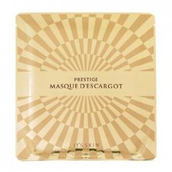 It's Skin Prestige Masque D'escargot Set - Набор тканевых масок для лица экстрактом слизи улитки, 25 мл