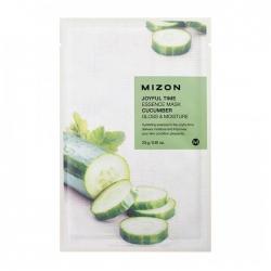 Mizon Joyful Time Essence Mask - Cucumber - Тканевая маска для лица с экстрактом огурца, 23гр