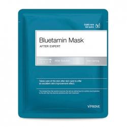Vprove After Expert Bluetamin Sheet - Тканевая маска Регенерирующая с блютамином, 25 мл