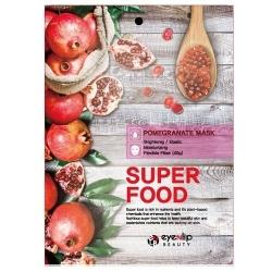 Eyenlip Super Food Pomegranate Mask - Маска для лица тканевая с экстрактом граната, 23 мл