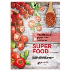 Eyenlip Super Food Tomato Mask -  Маска для лица тканевая с экстрактом томата, 23 мл