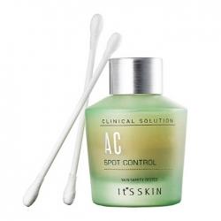 It's Skin Clinical Solution AC Spot Control - Точечная сыворотка для проблемной кожи с маслом чайного дерева, 20 мл
