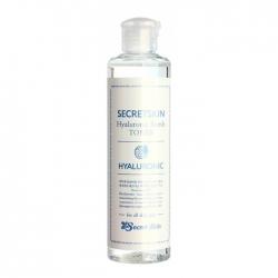 Secret Skin Hyaluronic Bomb Toner - Тонер для лица с гиалуроновой кислотой, 250мл