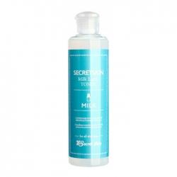 Secret Skin Milk Light Toner - Тонер для лица с экстрактом молочных протеинов, 250мл