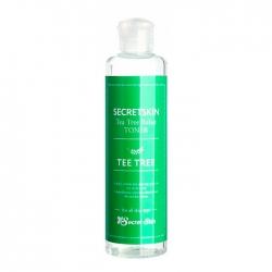 Secret Skin Tea Tree Relax Toner - Тонер для лица с с экстрактом чайного дерева, 250мл