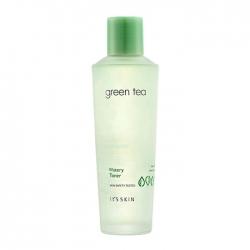 It's Skin Green Tea Watery Toner - Тоник для лица Увлажняющий с экстрактом зелёного чая, 150 мл