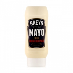 Tony Moly Haeyo Mayo Hair Nutrition Pack - Питатальная маска для волос, 250г