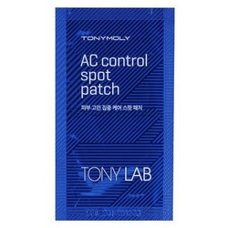 Tony Moly Skin Сare Tony Lab Ac Control Spot Patch - Пластырь от акне, 12 шт