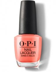 OPI - Лак для ногтей Toucan Do It If You Try, 15 мл