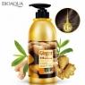 Bioaqua - Имбирный шампунь для волос, 400 мл