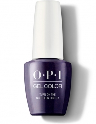 OPI Iceland Gel Color - Гель-Лак для ногтей Turn On the Northern Lights!, 15 мл