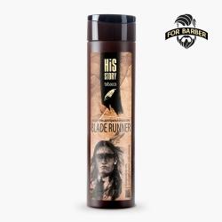 Premium HisStory Tobacco - Ультра-гель для бритья и массажа Blade Runner, 250мл