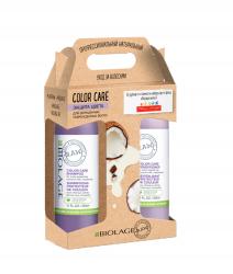 Matrix Biolage R.A.W. COLOR CARE - Подарочный набор Защита цвета (шампунь 325 мл, кондиционер 325 мл)