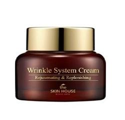 The Skin House Wrinkle  System Cream - Анти-возрастной питательный крем с коллагеном, 50 г