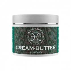Valentina Kostina Organic Cosmetic Cream Butter Almond - Крем-баттер для тела миндальный, 200 мл