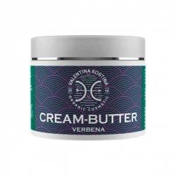 Valentina Kostina Organic Cosmetic Cream Butter Verbena - Крем-баттер для тела с вербеной, 100 мл