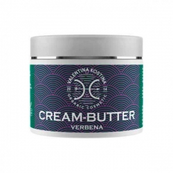 Valentina Kostina Organic Cosmetic Cream Butter Verbena - Крем-баттер для тела с вербеной, 200 мл