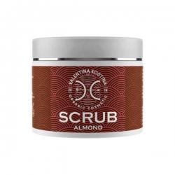 Valentina Kostina Organic Cosmetic Scrub - Скраб Миндальный для тела с маслом авокадо, 110 мл