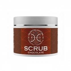 Valentina Kostina Organic Cosmetic Scrub Chocolate - Скраб для тела шоколадный, 110 мл