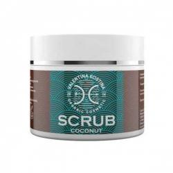Valentina Kostina Organic Cosmetic Scrub Coconut - Скраб для тела Кокос, 110 мл