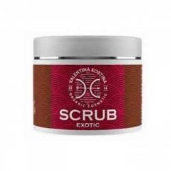 Valentina Kostina Organic Cosmetic Scrub Exotic - Скраб оживляющий для тела с жасмином, 280 мл
