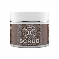 Valentina Kostina Organic Cosmetic Scrub Vanilla - Скраб для тела Ваниль, 110 мл