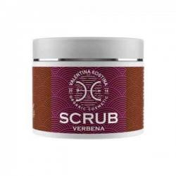 Valentina Kostina Organic Cosmetic Scrub Verbena - Скраб для тела с эфирным маслом вербены, 110 мл