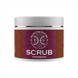 Valentina Kostina Organic Cosmetic Scrub Verbena - Скраб для тела с эфирным маслом вербены, 250 мл