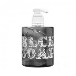 Valentina Kostina Organic Cosmetic Soap Black - Жидкое мыло для волос и тела вулканический пепел, 300 мл