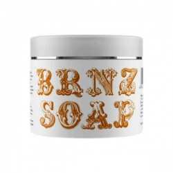 Valentina Kostina Organic Cosmetic Soap Bronze - Жидкое мыло для волос и тела бронзовое, 200 мл