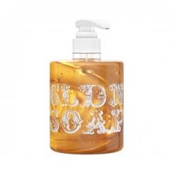 Valentina Kostina Organic Cosmetic Soap Golden - Жидкое мыло для волос и тела золотое, 300 мл